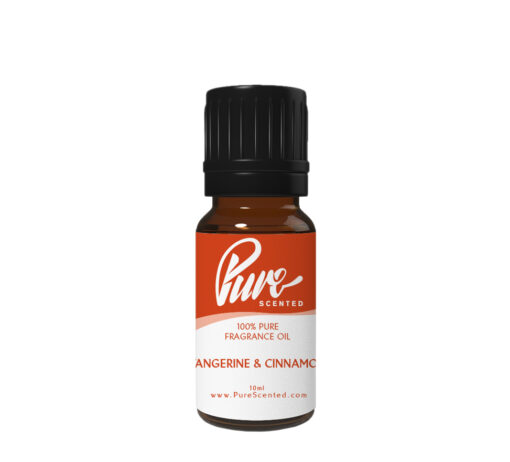 Tangerine & Cinnamon Fragrance Oil