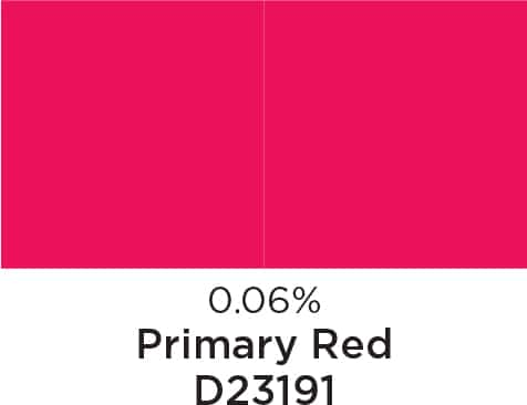 Primary Red Liquid Candle Dye