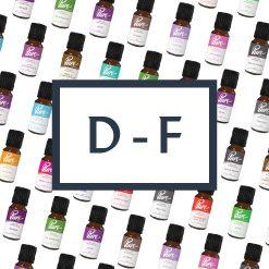 D-F Fragrance Oils