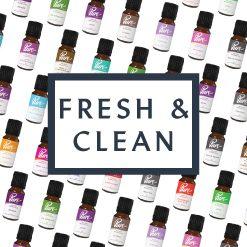 Fresh & Clean Fragrance Oils
