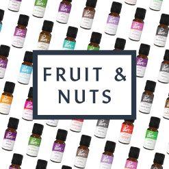 Fruit & Nuts Fragrance Oils