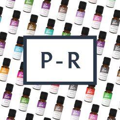 P-R Fragrance Oils