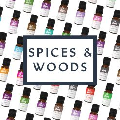 Spices & Woods Fragrance Oils