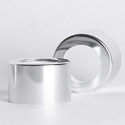 Bright Silver Aluminium Reed Diffuser Collar
