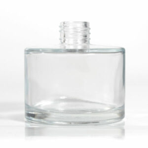 Clear Diffuser Glass Bottle