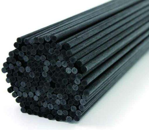 Black Fiber Reeds Diffusers