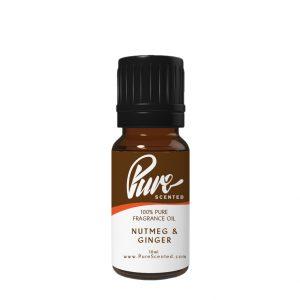 Nutmeg & Ginger Fragrance Oil