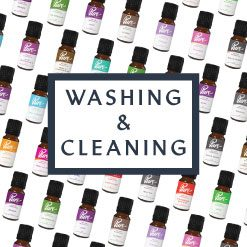 Washing & Cleaning Fragrance Oils