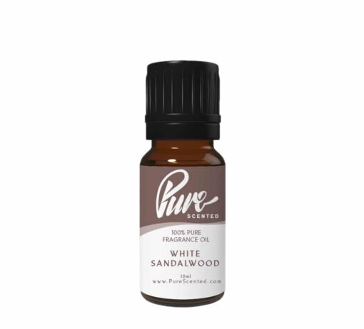 White Sandalwood Fragrance Oil