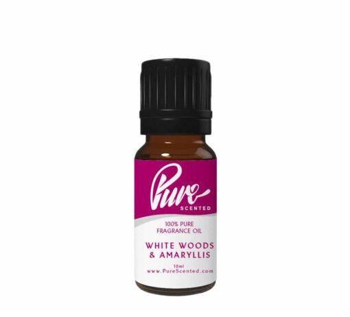 White Woods & Amaryllis
