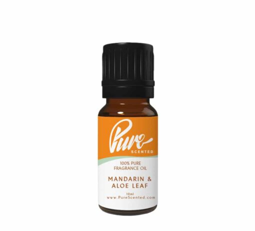 Mandarin & Aloe Leaf Fragrance Oil