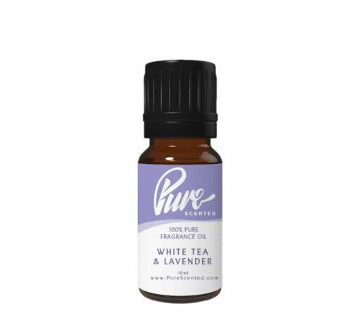 White Tea & Lavender Fragrance Oil
