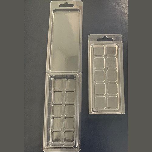 10 Cell Snap Bar Clamshell