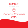 Coconut Container Wax