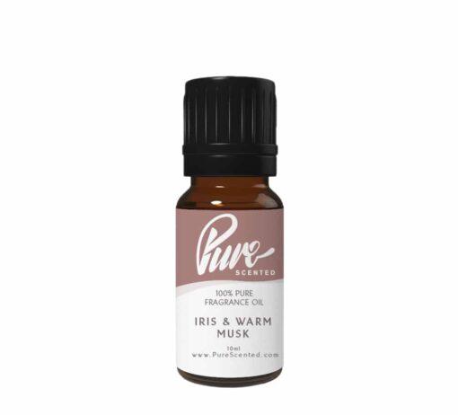 Iris & Warm Musk Fragrance Oil