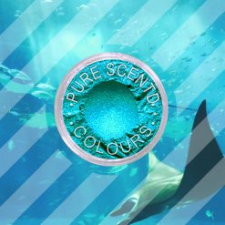 Pure Scented Mica Powder Aquamarine