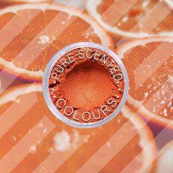 Pure Scented Mica Powder Orange Burst