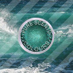 Pure Scented Mica Powder Tropical Aquarius