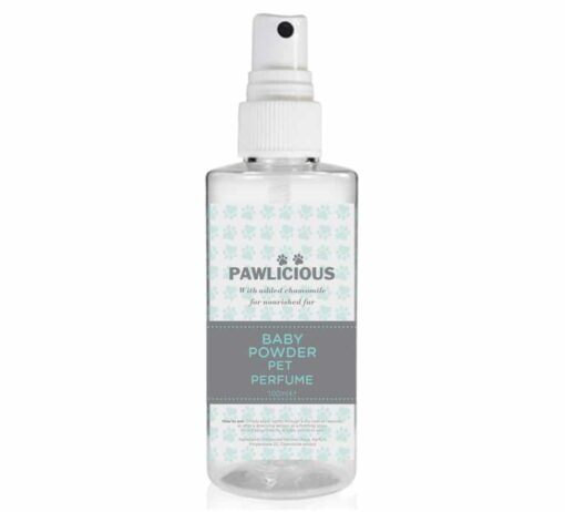 Baby Powder Pet Perfume Fragrance Spray