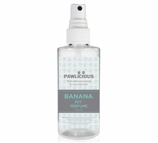 Banana Pet Perfume