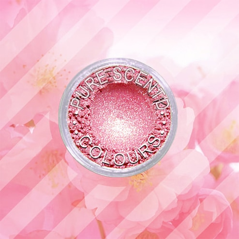 Pure Scented Mica Powder Cool Pink