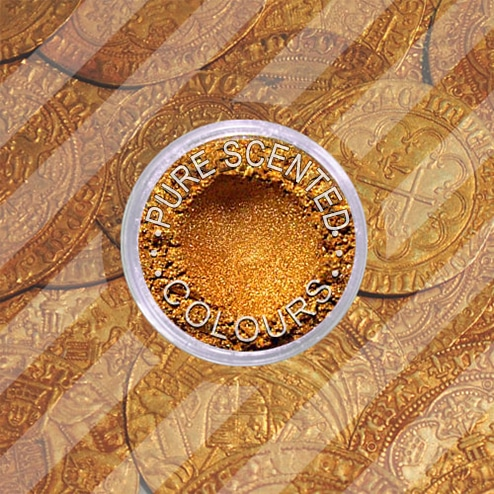 Doubloon Gold Mica Powder