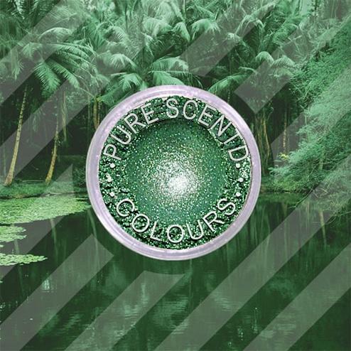 Pure Scented Mica Powder Emerald Lagoon