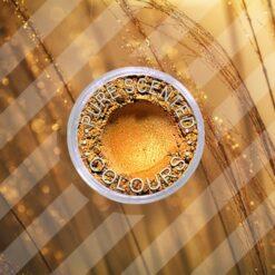 Sunbeam Gold Mica Powder