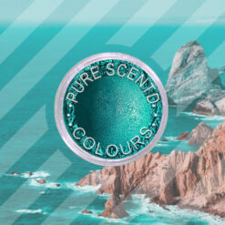 Pure Scented Mica Powder Turquoise
