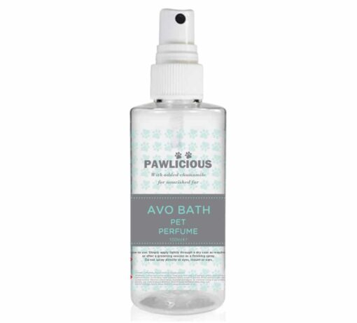 Avo Bath Pet Perfume Fragrance Spray