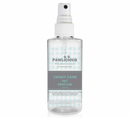 Candy Cane Pet Perfume